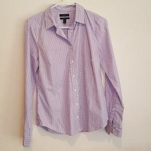 J. Crew long sleeve ladies button down size 6